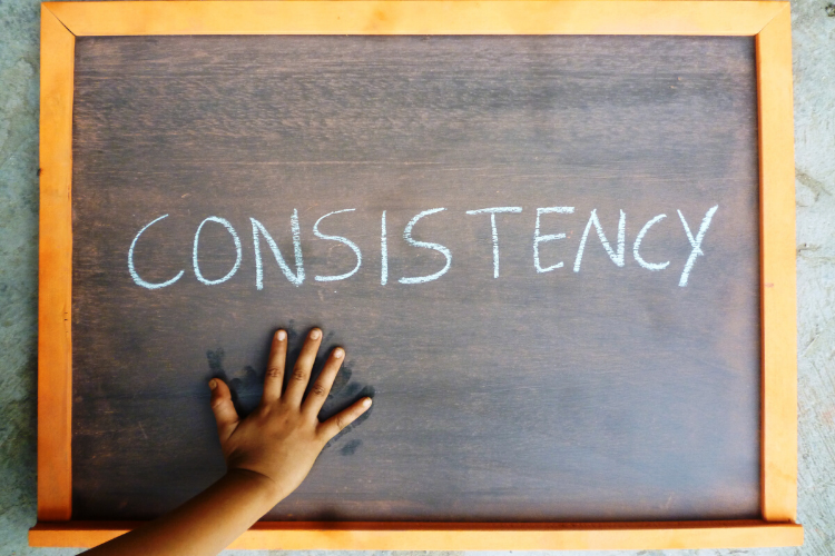 Build Trust by Being Consistent With Your Marketing